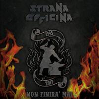 Strana Officina - Non Finira' Mai - LP Vinile Nuovo