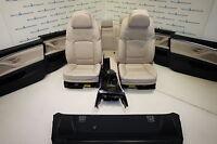 BMW F10 Pelle Sedili Comfort Sedili Interni IN Pelle Dakota Oyster