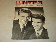 JUKE BOX 032 (1/6/59) EVERLY BROTHERS BRIGITTE BARDOT SERGE GAINSBOURG GRECO