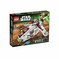 Lego Star Wars #75021 Republic Gunship New Sealed