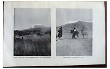 1923 Gillman - KILIMANJARO ASCENT - KIBO CRATER - 1