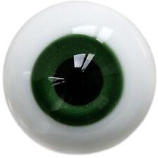 [PF] 1 Set Of 14mm Green Eyes For AOD LUTS BJD Doll Dollfie Glass Eye Equipment