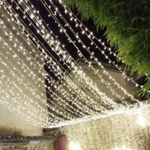 String Light Christmas Weding Party Decoration Lights Garland Outdoor Waterproof
