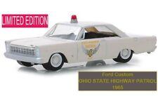 Ford Custom  OHIO STATE HIGHWAY PATROL  Hot Pursuit  Greenlight  1:64  OVP  NEU