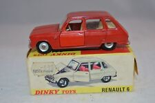 Dinky Toys 1416 Renault 6 in box