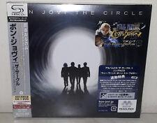 SHM-CD BON JOVI THE CIRCLE - UICL-9080 - JAPAN