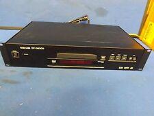 TASCAM DV-D6500 RACKMOUNT DVD PLAYER