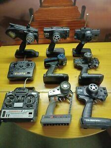 RC car handsets