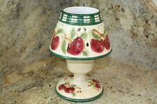 Apple Candle Lamp with Shade