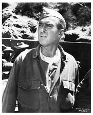 JAMES STEWART in uniform still THE MOUNTAIN ROAD - (d523)