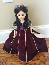 NEW Madame Alexander Doll MARY TODD LINCOLN #1517 First Ladies Series III MIB