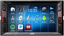 New JVC KW-V140BT 6.2