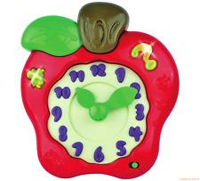 Kids Play Juguete Educativo reloj de tiempo contando y aprende Niños Regalo de Navidad