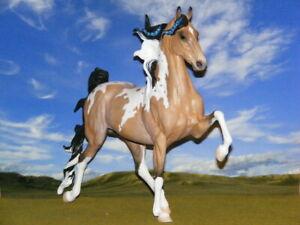 OOAK Breyer cm Custom Horse New Mold Saddlebred by D.Williams * Beautiful!
