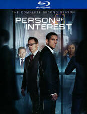 Person of Interest: Season 2 [Blu-ray] Blu-ray