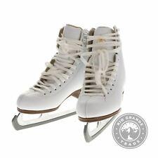 NEW Jackson Ultima Artiste JS1790 Ladies Figure Skates in White Leather - 6.5