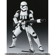 Bandai S.H.Figuarts Star Wars First Order Stormtrooper (Heavy Gunner) Japan ver.