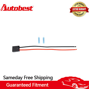 Autobest FW801 Fuel Pump 1x2 Hardwired Harness Fits WH8001