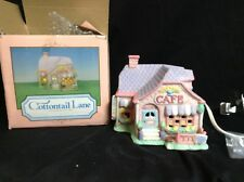 1995 Cottontail Lane Cafe No 12303-4 House Midwest of Cannon Falls Original Box