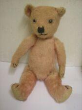 TEDDY BEAR, JOINTED BEAR,  VINTAGE BEAR  , OLD BEAR
