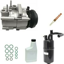 RYC Remanufactured Complete AC Compressor Kit FG185 Fits Ford Lincoln Mercury