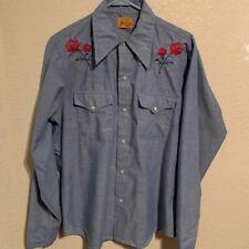 Sears Vintage Western Wear Shirt