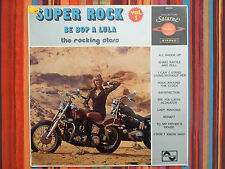 "LP 12 "" SUPER ROCK - The rocking Stars Moto - NM/MINT - NEUF - Sonopresse 66004"