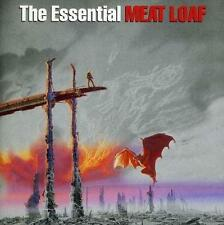MEAT LOAF (ESSENTIAL - GREATEST HITS 2CD SET SEALED + FREE POST)