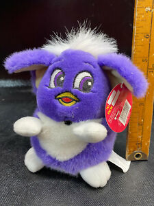 Talking Smartie Furby Fake Fakie Knockoff Bootleg Purple