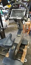 Technogym Bike Excite 700TV ATSC w/Monitor, Made in Italy