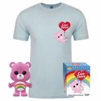 Care Bears POP! & Tee Box Cheer Bear Exclusive Funko Medium Size