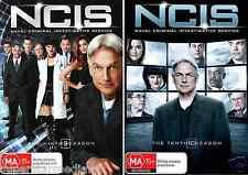 NCIS Season 9 & 10 : NEW DVD