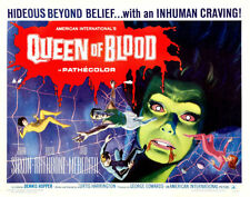 Queen of Blood Poster Replica Print 14 x 11""