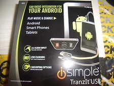 iSimple IS32 Tranzit USB Universal Car FM Radio Integration for Mp3 Players