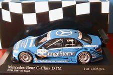 MERCEDES BENZ C CLASS #12 DTM 2008 TEAM AMG ENGEL MINICHAMPS 400 083712 1/43