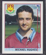 Merlin shreddies-Premier League 96 - # 367 Michael Hughes-West Ham