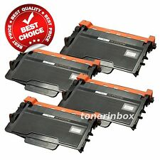 4pk TN850 Black Toner Cartridge For Brother DCP L5600 5650 MFC 5700 5850 5900 DW