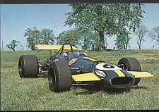 Sports Postcard - Motor Racing - 1969 Brabham-Ford BT26A - Jacky Ickx J602
