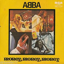ABBA Money, Money, Money / Crazy World 45 P/ S