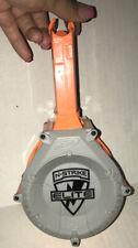 Nerf N-Strike Elite 25 Drum Magazine Foam Dart Used Nerf Accessory. Orange