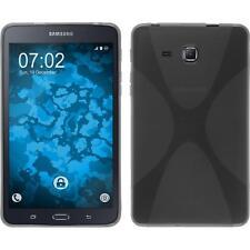 Coque en Silicone Samsung Galaxy Tab A 7.0 2016 (T280) X-Style gris