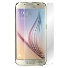 3x Screen Protector for Samsung Galaxy S6 Edge Foil Clear