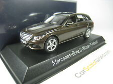 MERCEDES C CLASS ESTATE 2014 1/43 NOREV (BROWN)