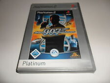 PlayStation 2 PS 2 James Bond 007-agent en el fuego cruzado [Platinum]