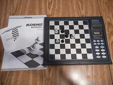 Saitek Kasparov Alchemist electronic chess game / computer - Complete