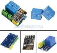 NEW 5V Wifi Relay Module +ESP8266 ESP-01S for TOI APP Controller Smart Home