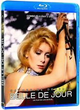BELLE DE JOUR  - FRENCH ONLY *NEW BLU-RAY+DVD*