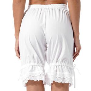 Women Pumpkin Bloomer Safety Pettipants Under Pants Pumpkin Casual Loose Shorts