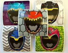 15 Power Rangers Dino Charge Masks Stickers Party Favors Teacher Supply