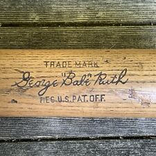 1920's BABE RUTH 40 B.R. Vintage Store Model Bat - Great Display Piece
